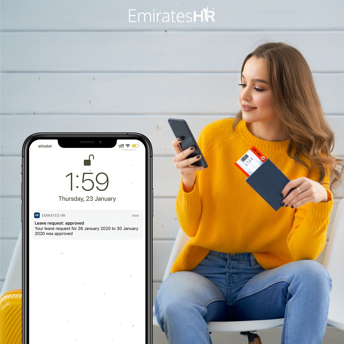 Emirates HR